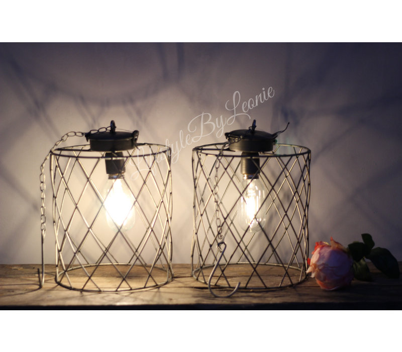 Hanglamp Industrie LED 37 cm
