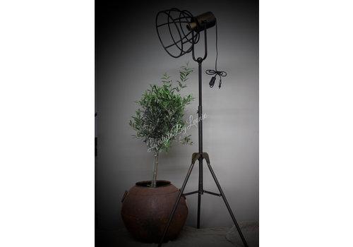 LifestyleByLeonie Stoere vloerlamp Industrie 180 cm
