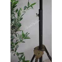 Stoere vloerlamp Industrie 180 cm