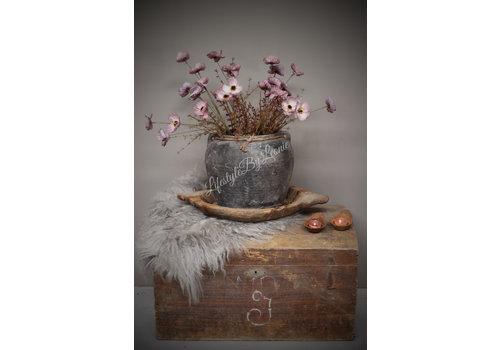 Kunsttak Field flower Mauve