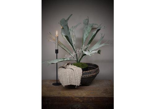 LifestyleByLeonie Zijden Hersthoorn in pot 66 cm