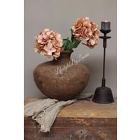 Authentieke metalen vaas / waterpot