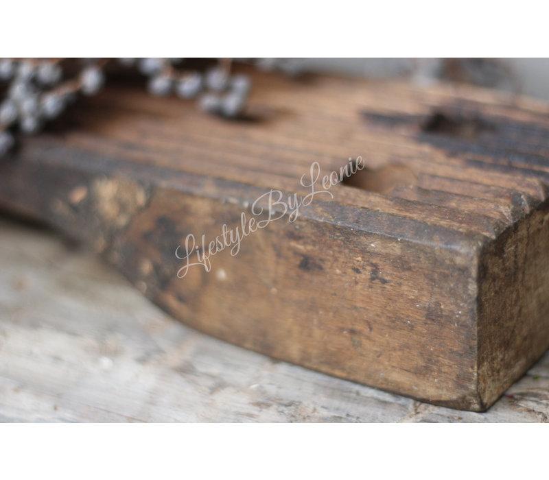 Wandplank oud scheepshout 50 cm