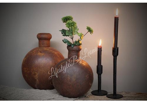 LifestyleByLeonie IJzeren bruine fles Folklore - maat S