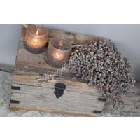 Oude houten kist Hima - maat M