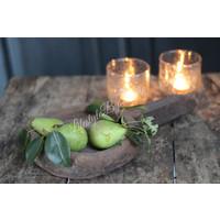 Aura Peeperkorn houten lepel / plate