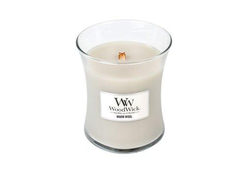 WoodWick WoodWick Warm wool medium