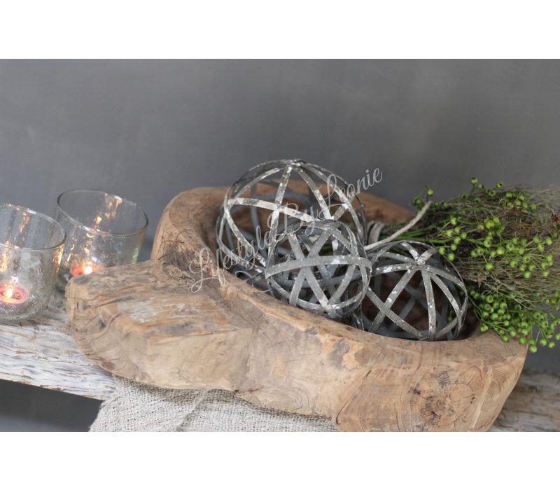 IJzeren decobal Hof 16 cm