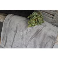 Plaid So soft Grey 170 cm