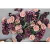 LifestyleByLeonie Zijden Chrysant zacht roze 60 cm