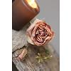 LifestyleByLeonie Zijden Roos zacht roze 38 cm