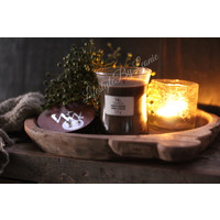 WoodWick Amber & incense medium