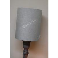 Brynxz grote cilinder lampenkap Grey 37 cm