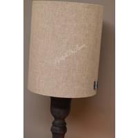 Brynxz grote cilinder lampenkap Linnen 37 cm