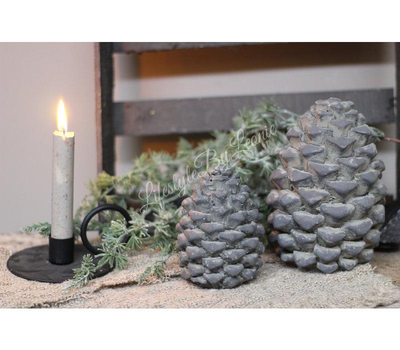 Brynxz Majestic stenen dennenappel 16 cm