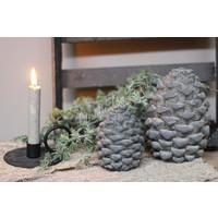 Brynxz Majestic stenen dennenappel 11 cm