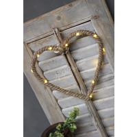 Robuust LED-touw Hart