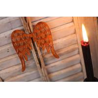 Roestige vleugels Wings 14 cm