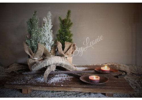 LifestyleByLeonie Kerstboom Green 28 cm
