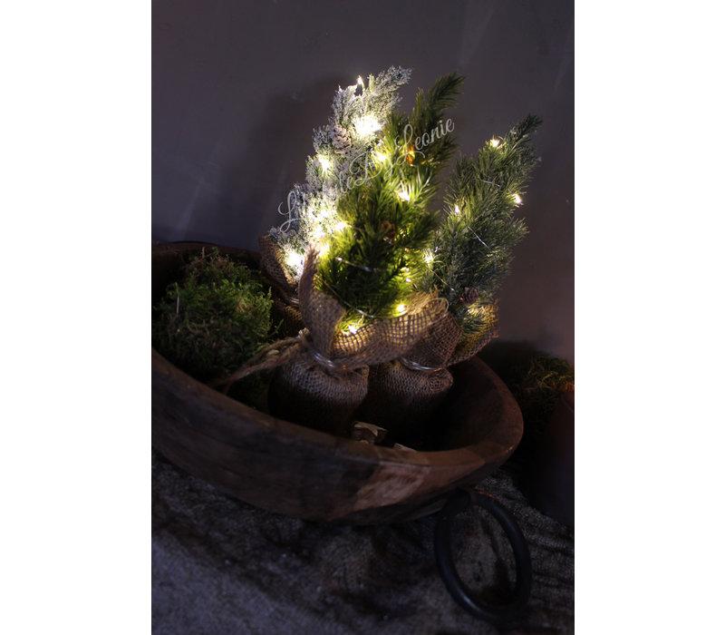 Kerstboom Green 28 cm