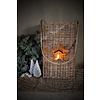 LifestyleByLeonie Rustic rattan windlicht Ster 36 cm