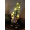 Kerstboom Snow 28 cm