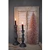 Glitter kerstboom Rose 50 cm