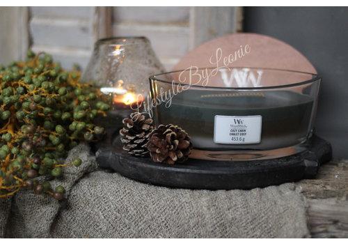 WoodWick WoodWick Cozy cabin trilogie hearthwick flame