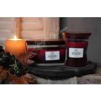 WoodWick Sun ripened berries trilogie hearthwick flame