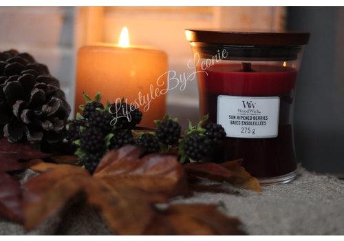 WoodWick WoodWick Sun ripened berries trilogie medium