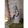 Brynxz Brynxz stenen bel met engel 18 cm