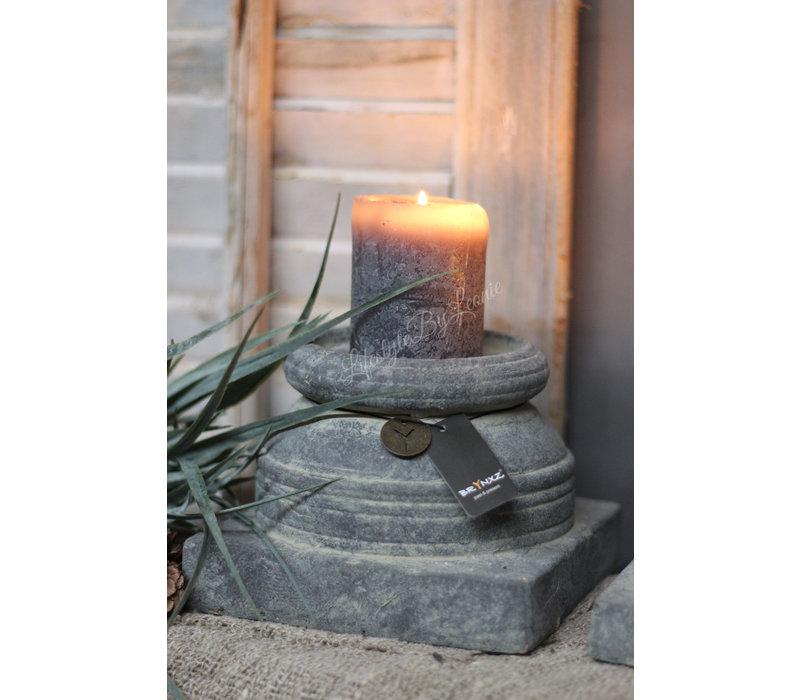Brynxz Majestic stenen kandelaar 18 cm