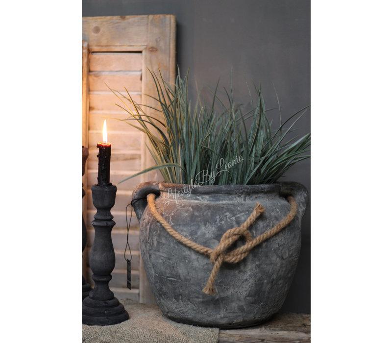 Brynxz bos Gras greywash 35 cm