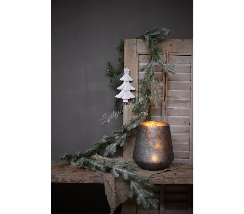 Guirlande pine ice 180 cm