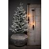 LifestyleByLeonie Pinetree kerstboom Snow white 90 cm