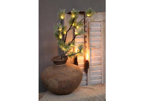 LifestyleByLeonie Pine tree tak met LED