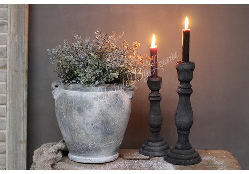 Brynxz Brynxz stenen pot Baroque 24 cm