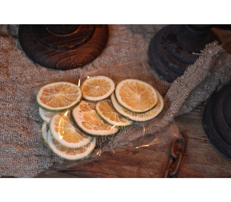 Zakje orange slices