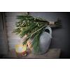 LifestyleByLeonie Winter toefje Kiefer/White limonium
