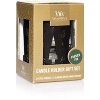 WoodWick gift set Bronze tree's