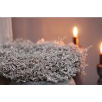 Asparagus wax krans 25 cm