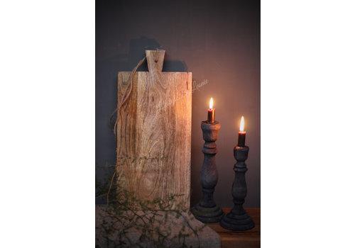 Brynxz Brynxz grote houten tapasplank / snijplank 50 cm
