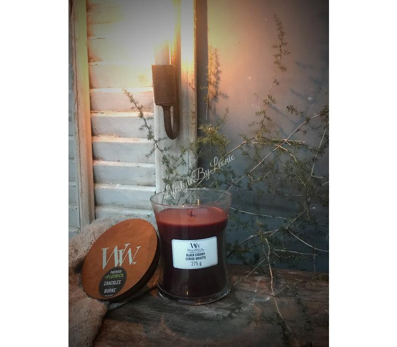 WoodWick Black cherry medium
