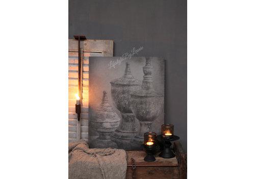 LifestyleByLeonie Schilders paneel luik Pinakels 55 cm
