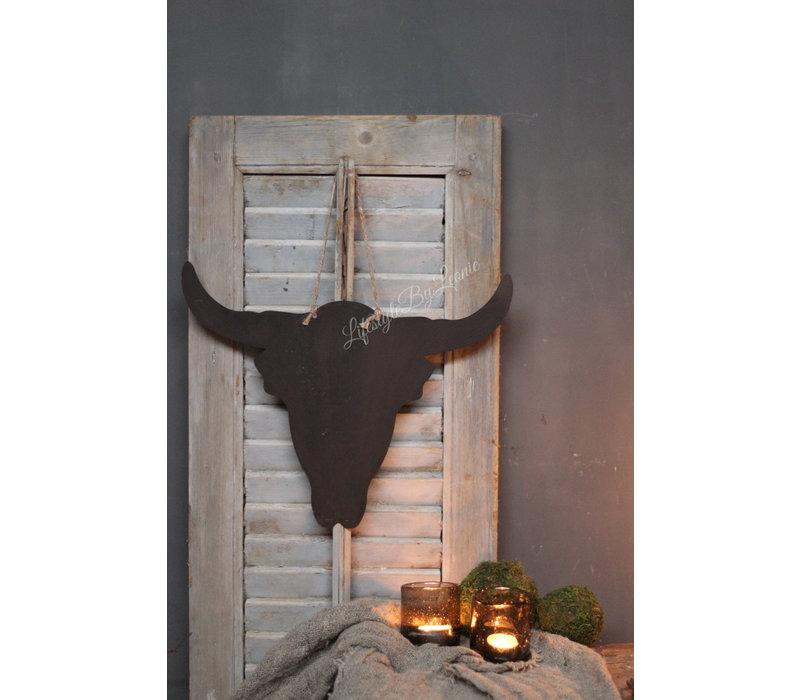 Zinken Bull head 40 cm