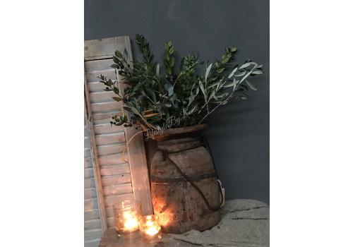 LifestyleByLeonie Toef olijf/myrtus/eucalyptus