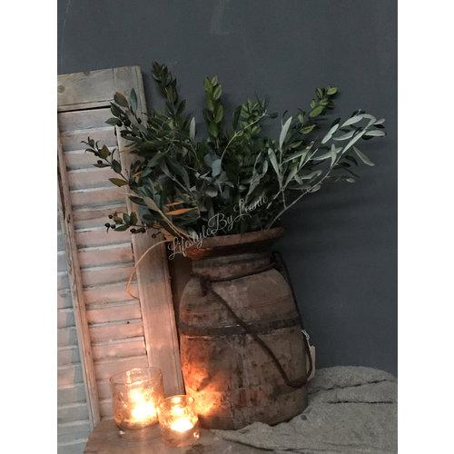 Toef olijf/myrtus/eucalyptus