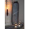 LifestyleByLeonie Lange zinken schaal / tray 64 cm