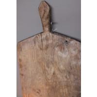 Authentieke houten Turkse pizza plank - maat XL
