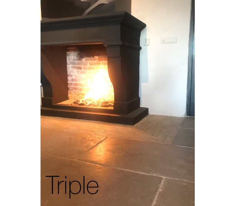 RAW Stones Triple vloer